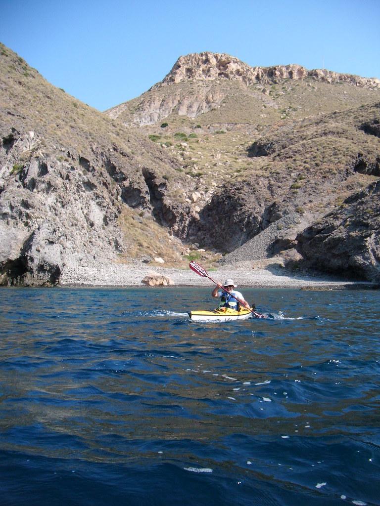 Cabo de Gata en kayak 612