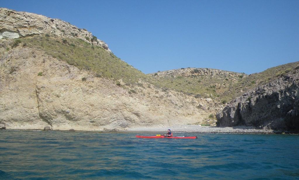 Cabo de Gata en kayak 094
