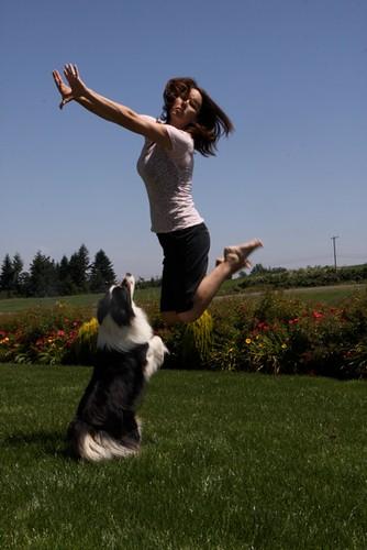 Puppy Jump!
