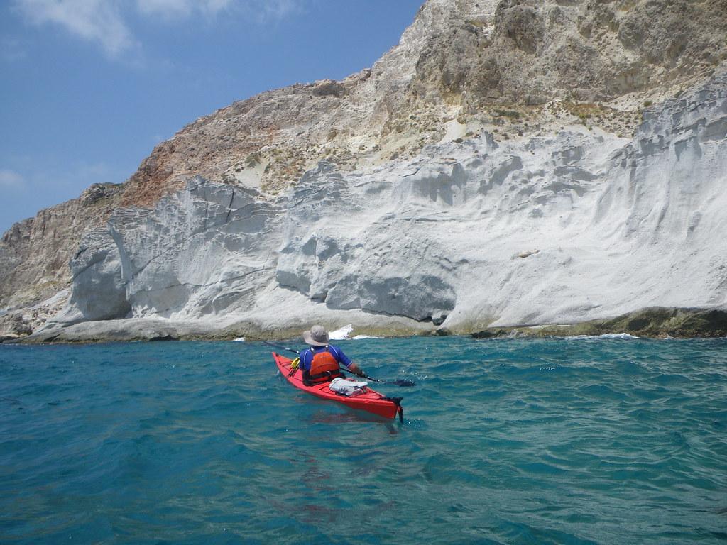 Cabo de Gata en kayak 140