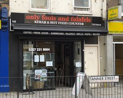 Picture of Only Fools And Falafels, SE1 2HG