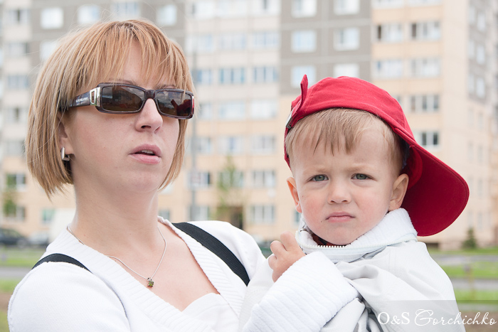 Фотосессия-акция от детского фотографа. Валерия с Ярославом
