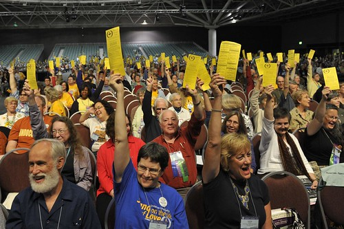 Final vote on Study Action Issue