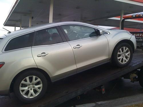 Can Aaa Tow Youwitv Car