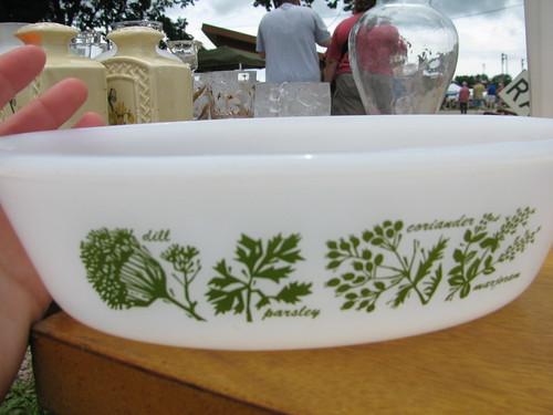 Herb Dish