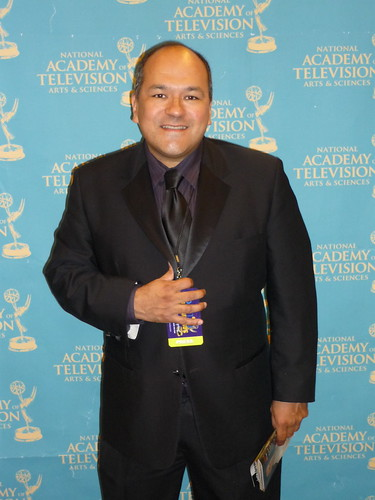 Greg Hernandez at 2010 Daytime Emmys by you.