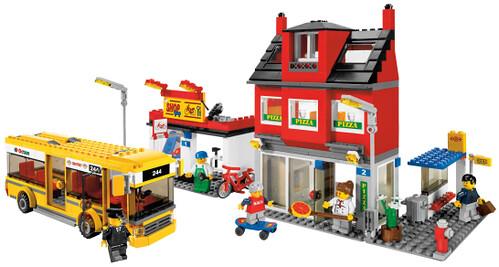 Lego bus 7641