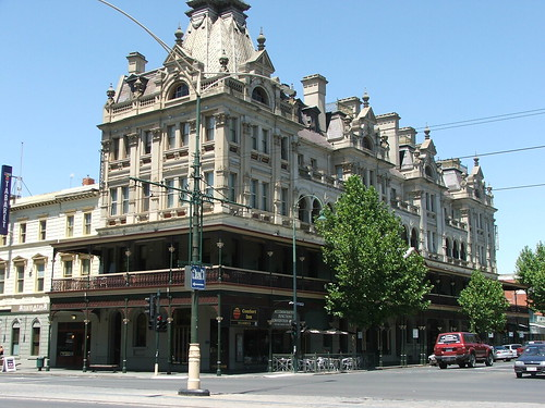 On Walkabout At: The Historic Buildings of Bendigo | On Walkabout