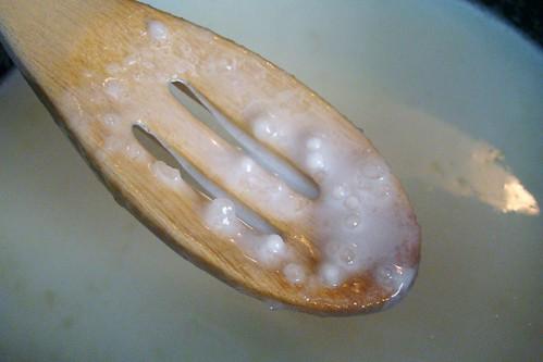 uncooked tapioca