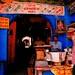 Jugal Kishore Chat Stall, Chawri Bazar, Delhi