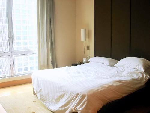 ascott Bangkok bed