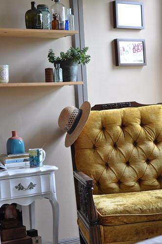new living room/bedroom