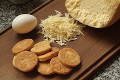 Galletitas de Queso (silkegb) Tags: food cheese cookie egg queso huevo galletita
