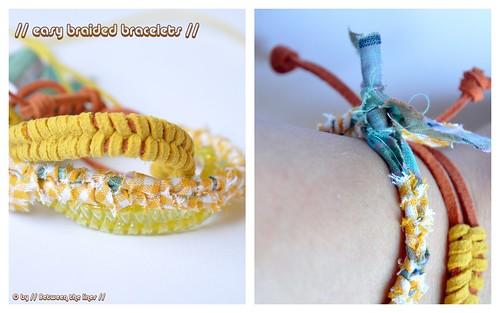 Between The Lines Summer Bracelets Diy
