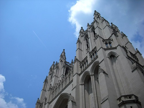 National Cathedral Entry