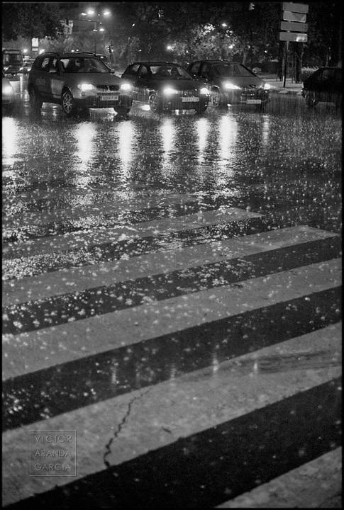 Noche de lluvia