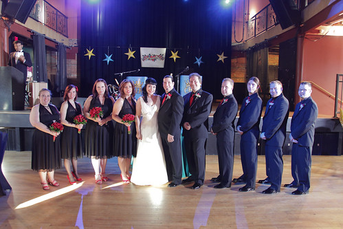 Location date of wedding The Crofoot Ballroom Pontiac Michigan 5 23