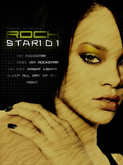 Rihanna rockstar 101 (LoveInHQ) Tags: love window way nicole flyer rockstar you seat secret event 101 lie designs eminem badu erykah khloe rihanna kardashian nellz