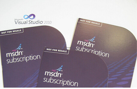 MSDN Ultimate subscriptions
