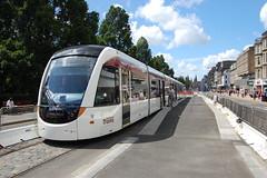 Edinburgh Tram (Jim Ramsay) Tags: edinburgh nowhere fast tram going