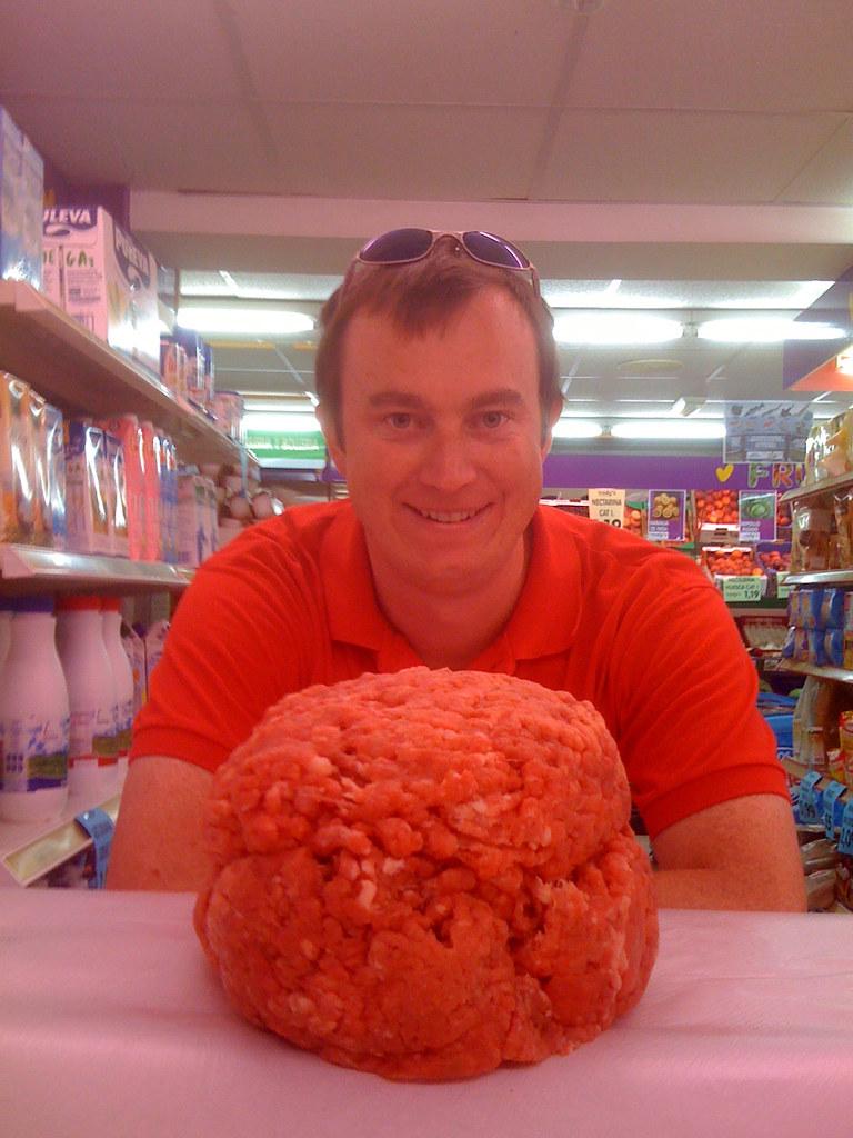 July Fourth Hamburgerfest Meat Purchase