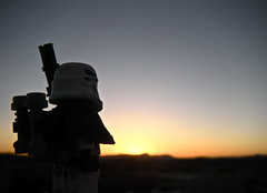 Sunset (Cristian Armendariz) Tags: new sunset storm trooper mountains mexico photography star sand desert lego stormtrooper wars custom tatooine dewback sandtrooper pauldron mmcb