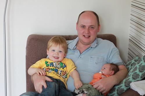 3 Men Smiling