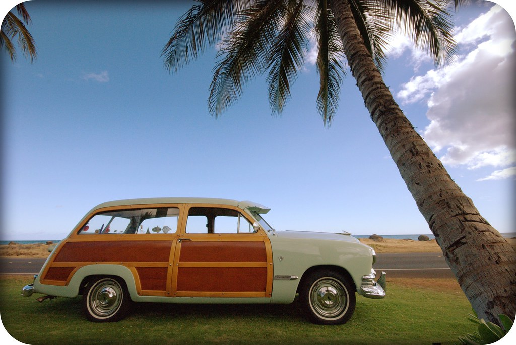 My sweet ride on Kauai by Steve Corey, on Flickr