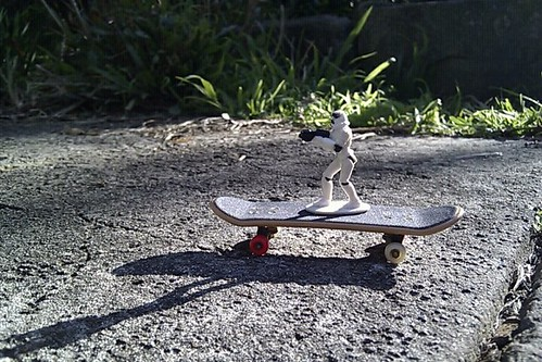 Week 26 - Skatey Skatetrooper