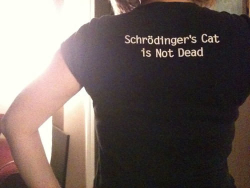 Schrodinger's Cat is Not Dead