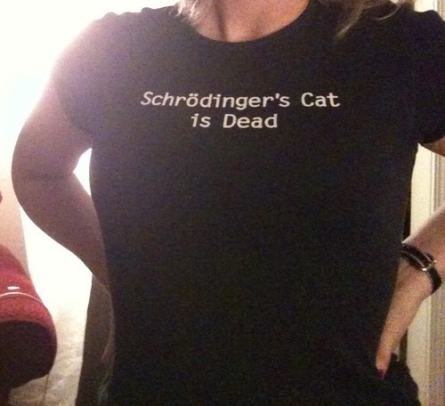 Schrodinger's Cat is Dead