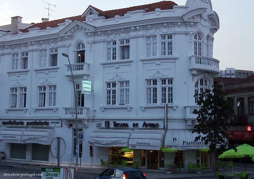 A building of Aveiro