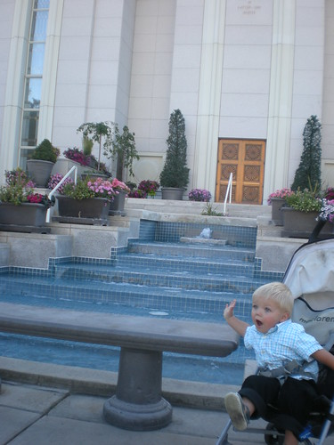 @ Bountiful Temple Grounds