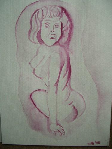 Die Kleine aus der Hafenbar. Von Petra A. Bauer. 5.7.2010