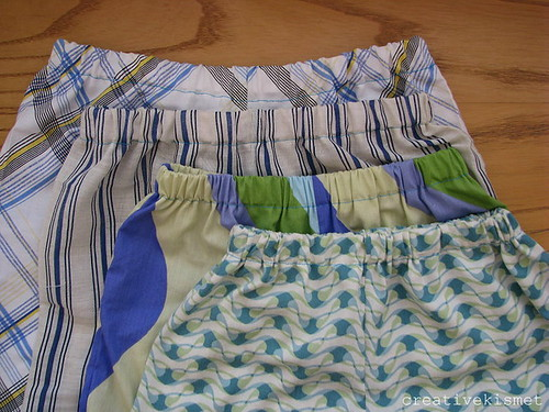 Boys Pajamas Shorts I had my little one try to