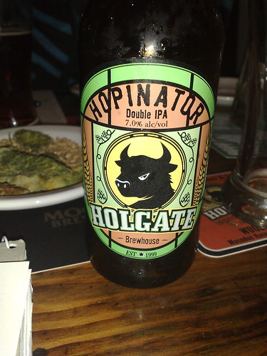 Holgate Hopinator double IPA