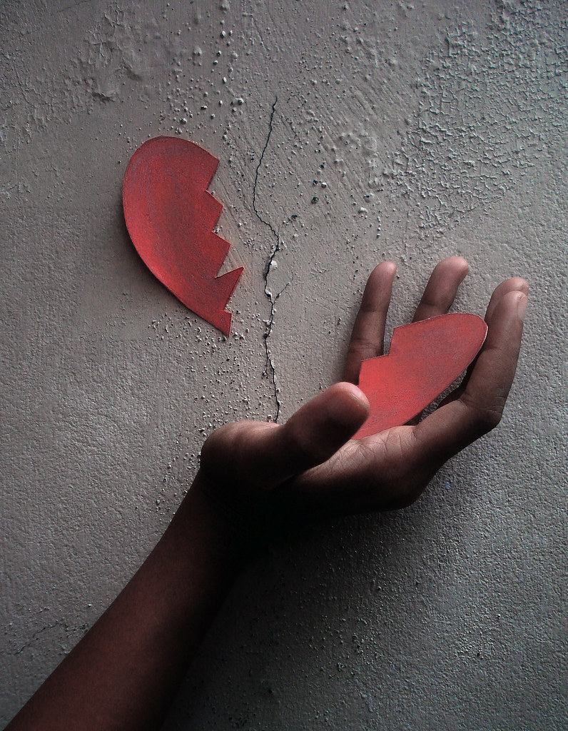 Hearts will never be practical until they can be made unbreakable..
