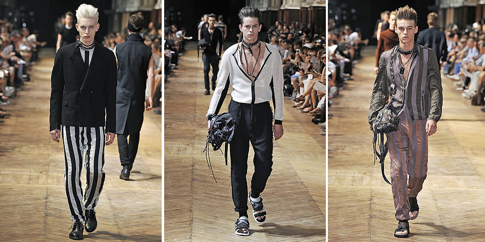 Paris Men Fashion Week 003