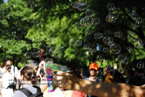 Toronto Bubble Battle