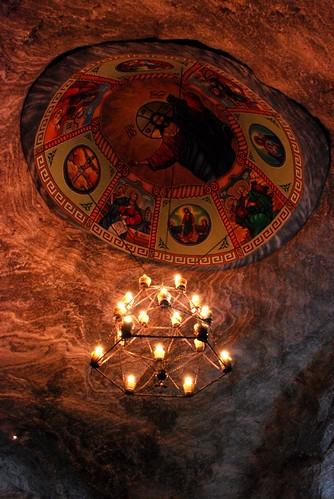 biserica Sf. Varvara, Tg. Ocna