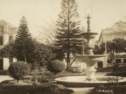 Jardim Antigamente