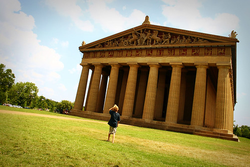 Zeb and the Parthenon