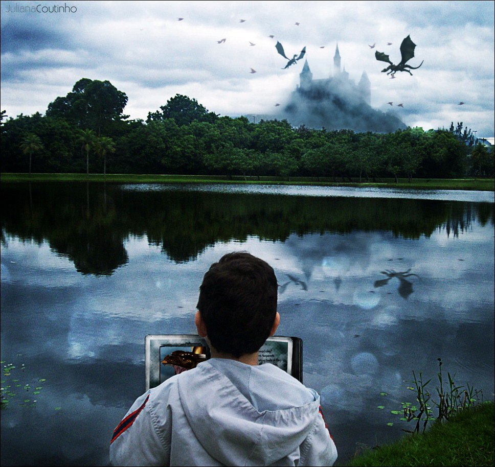 Imagination of a little boy by Juliana Coutinho, on Flickr