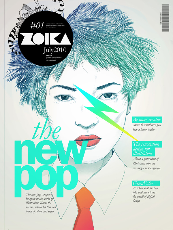 Zoika Magazine #01