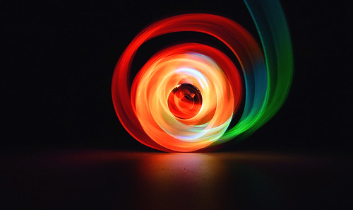 LED 02/ Light painting