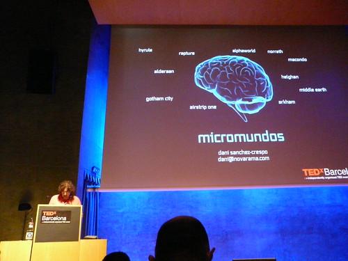 Presentació Micromundos Novarama