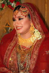 The golden moment (dipu10dhaka) Tags: red color love smile lady canon happy gold bride golden women photographer marriage fair romantic dhaka colourful moment lovely flowr sylhet bangladesh fairlady dipu bridalphotography 1000d dipu10dhaka dipu10dhakayahoocom
