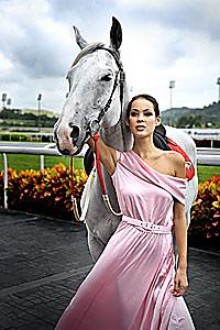 My Paper 7th July 2010 - Glamour At The Races