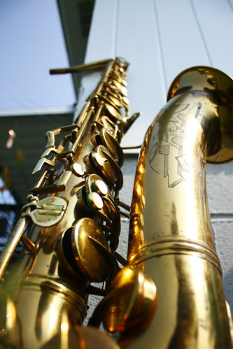 What is your Vintage Conn Setup? [Archive] - Sax on the Web Forum