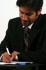 If You Do What You Like, You Will Not Work Ever (Abdullah Jery Photography) Tags: boy portrait people news man men pen paper newspaper google writer hi kuwait riyadh 2010 q8 ismael  abdullah mubarak  kwt      jery     abdulhakeem      hikuwait hikuwaitcom